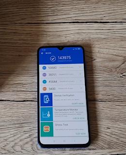 mi 9 lite -we-tech -mobile  antutu record