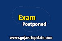 GSSSB Bin Sachivalay Clerk & Office Assistant Exam Postponed Notification 2019