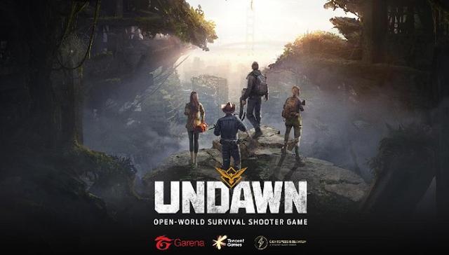 Info Rilisnya Game Undawn dengan Garena dan Tencent Collab