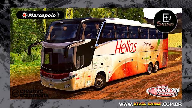 PARADISO G7 1600 LD - VIAÇÃO HELIOS SUJA