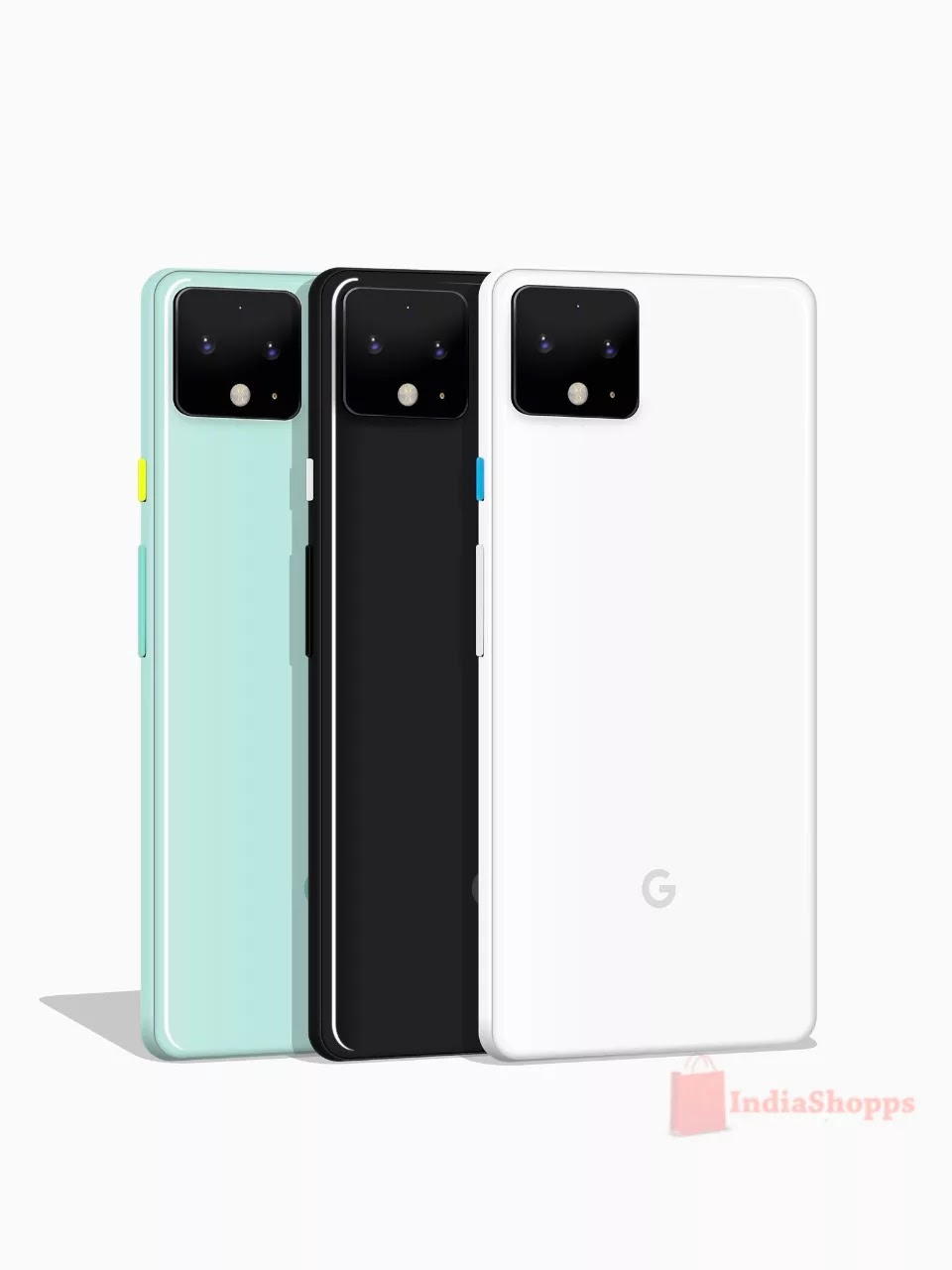 Google Pixel 4 Three Color