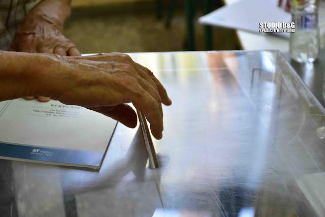 Τα αποτελέσματα των Εθνικών εκλογών 2019 στο Δήμο Επιδαύρου