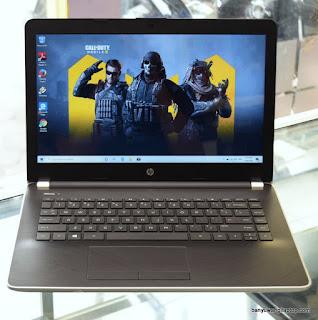 Jual Laptop HP 14-bw500AU AMD A4-9120 - Banyuwangi