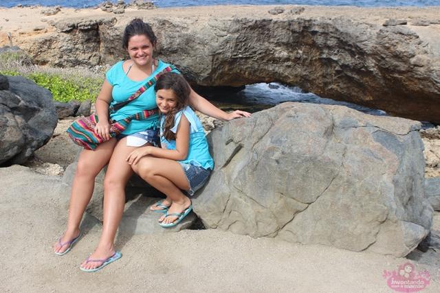 O que fazer em Aruba com crianças