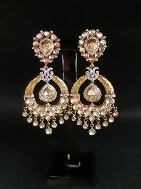 jadau-earring-new-delhi