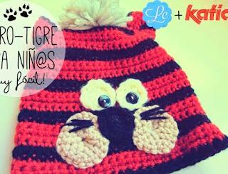 http://www.katia.com/blog/es/craft-lovers-gorro-tigre-ninos-lunadei/