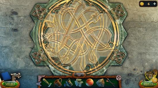 узор из плиток собран верно в игре затерянные земли 4 скиталец