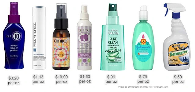 7 of the best and most popular selling detanglers