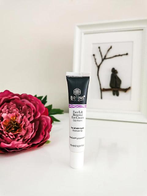 Face Lift Renewal Eye Cream-Göz Kremi-Örümcek Ağı
