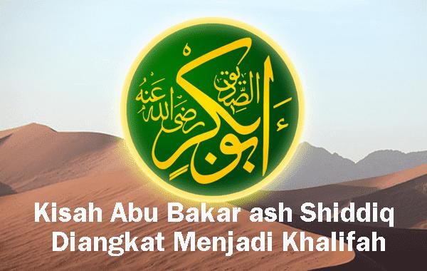 Kisah Abu Bakar ash Shiddik