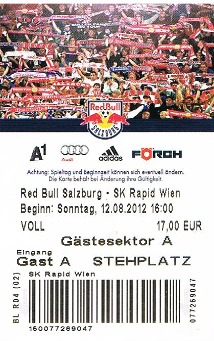 Red bull salzburg tickets