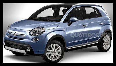 5ooblog fiat 5oo new fiat 500 x crossover cuv. Black Bedroom Furniture Sets. Home Design Ideas