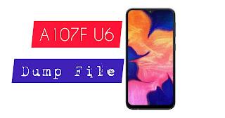 Samsung A107F Emmc Dump File U6   Download For Free