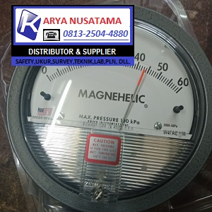 Jual Magnehelic 2000-750PA 0 - 750 Pa di Bandung
