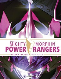 Mighty Morphin Power Rangers: Beyond the Grid Deluxe Edition