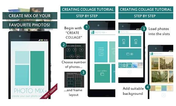 10 Aplikasi Kolase Foto (Photo Collage) Terbaik di Android - Aplikasi Kolase Foto Kekinian Photo Mix%252BPhoto Collage
