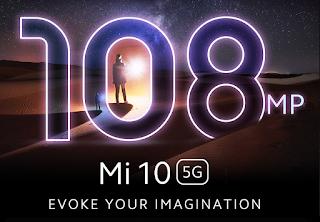 भारत में 8 मई को लॉन्च होगा Xiaomi MI 10, मिलेगा 108MP कैमरा, SD865 प्रोसेसरभारत में 8 मई को लॉन्च होगा Xiaomi MI 10, मिलेगा 108MP कैमरा, SD865 प्रोसेसर