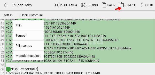 Config dan Active.sav Xiaomi Black Shark 2 Pubg Mobile 0.14.0