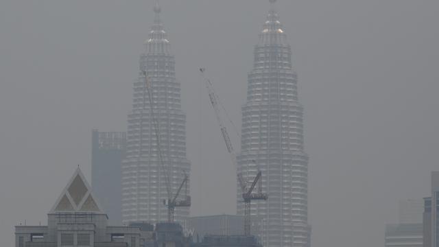 Dapat Kiriman Asap dari Indonesia, Malaysia Liburkan 409 Sekolah