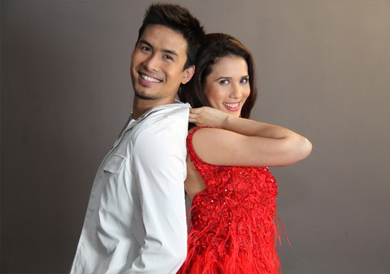 Christian Bautista and Karylle spread Love & Laughter
