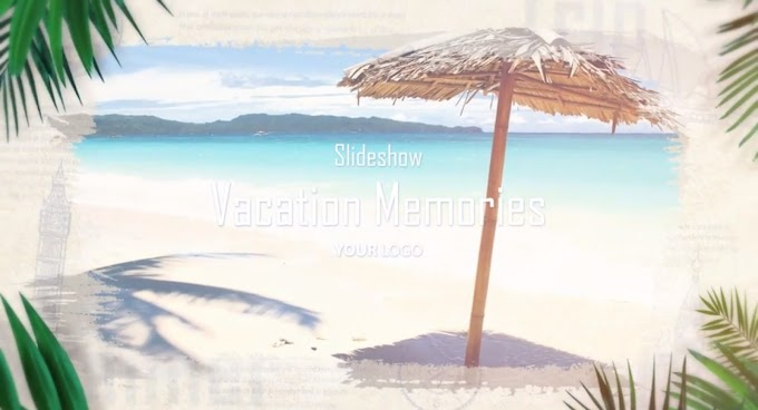 Vacation Memories Slides[Videohive][After Effects][29014785]