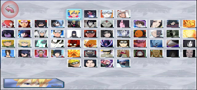 Naruto X Boruto Anime Mugen Apk For Android Download