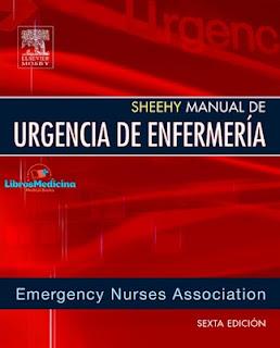 Sheehy Manual de Urgencia de Enfermería - 6ta Edición