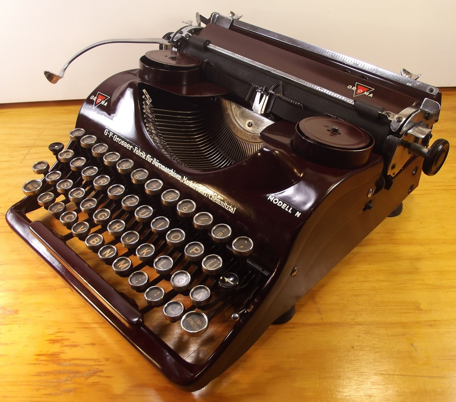 Oz.Typewriter: Night Of The Maroons: New (Old) Prime