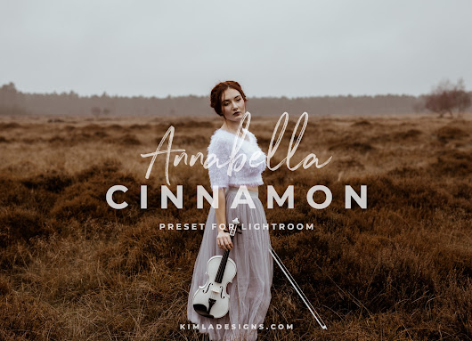 Free Annabella Lightroom Preset for Photographers