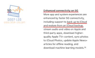 كيفية تمكين النسخ الاحتياطي على iCloud عبر بيانات الجوال على iPhone