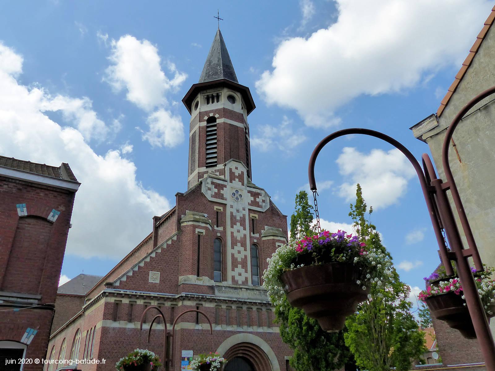 Église Saint-Jacques, Paroisse St Matthieu, Tourcoing