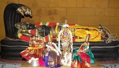 Srirangam Temple History in Tamil