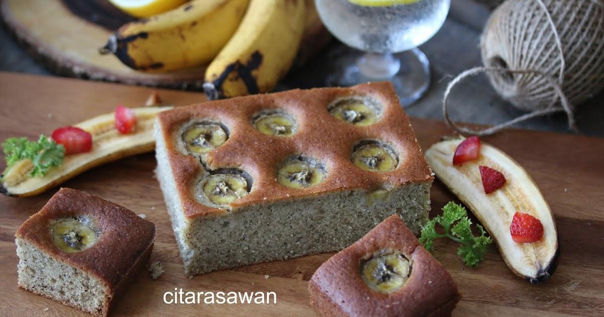 kek pisang moist blog kakwan Resepi Nasi Minyak Sempoi Enak dan Mudah