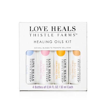 Healing Oils Kit