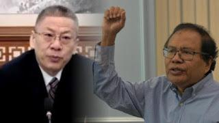 Kedubes China Rendahkan Pekerja Indonesia, Rizal Ramli: Kurang Ajar