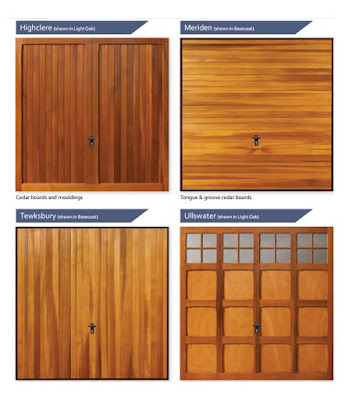 Click to view the timber up and over range manufactured by Fort Doors in the UK