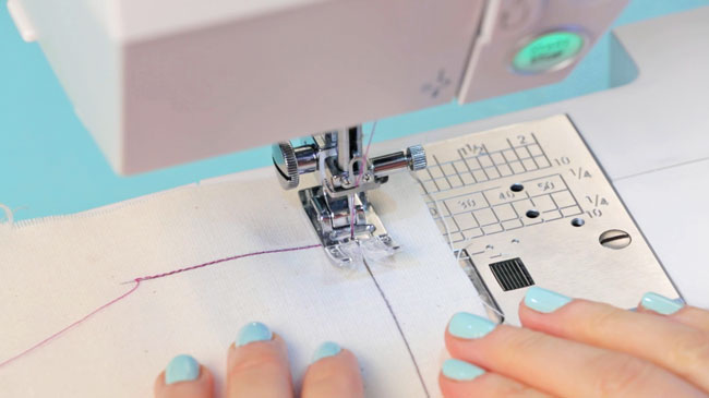 How to Stitch pt.2 - sewing straight lines, curves and corners - Tilly and the Buttons