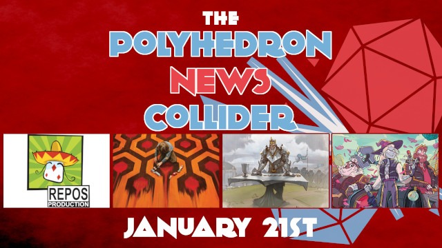 Board Game News Collider Adventure Zone Animated Series The Shining Board game, Mech Vs Minions follow up, Kickstarter breaks recordsrepos productions asmodee