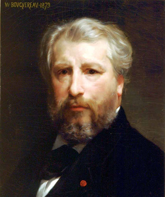 Адольф Вильям Бугро - Автопортрет (1879)
