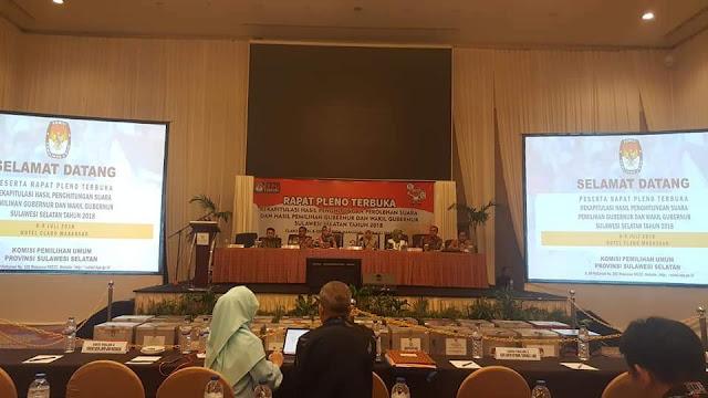 Prof Andalan Menang di 16 Kabupaten/Kota dari 24 Kabupaten/Kota di Pilgub Sulsel