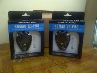 Darmatek Jual Brunton Nomad G3 Pro -- Kompas,Altimeter,Barometer,Chronograph Murah