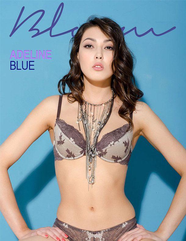 TheEmilyBloom - Adeline - Blue