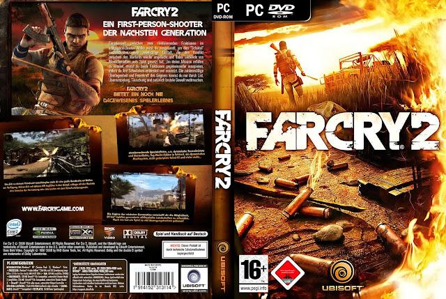 تحميل لعبة far cry 2 مضغوطة برابط واحد