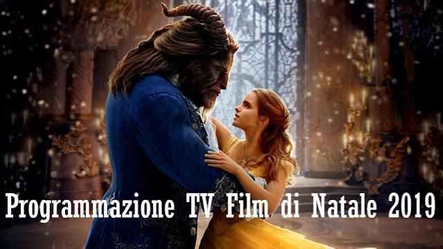 Programmazione TV Film di Natale 2019