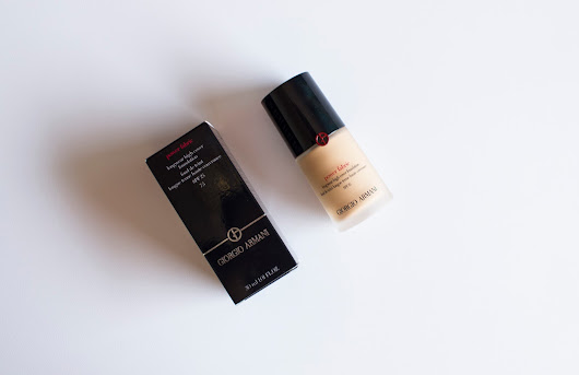 Armani Power Fabric Foundation Shade Mismatch Horror & Current Favourite Combo