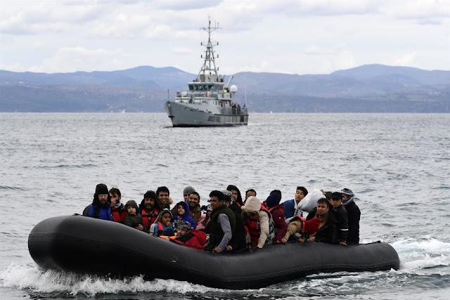 Αυξάνονται οι αφίξεις λαθρομεταναστών στην ΕΕ