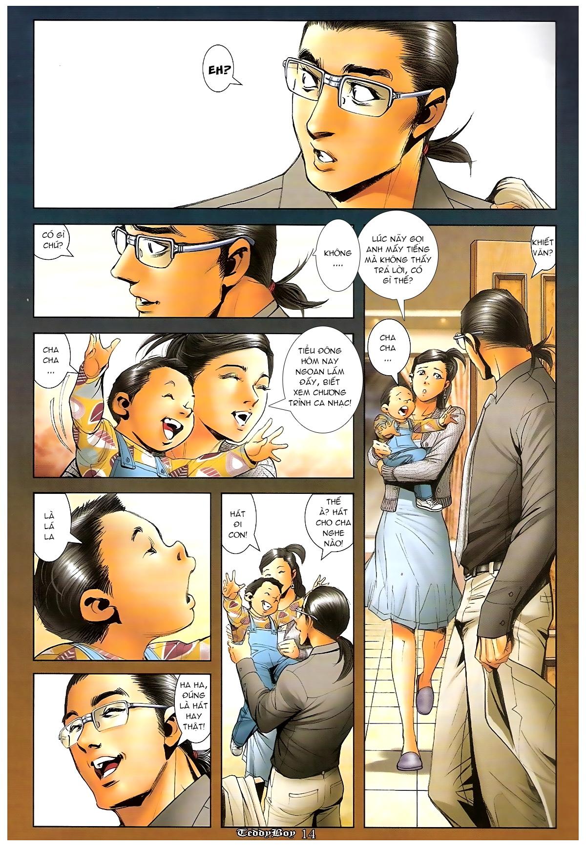 Người Trong Giang Hồ - Chapter 1267: Quá Giang Hổ vs Phi Châu Hổ - Pic 13