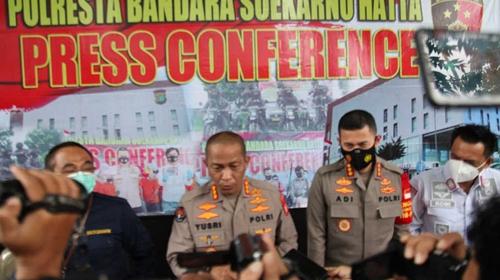 Kepolisian Tangkap 5 WNA yang Gunakan Jasa Mafia Karantina