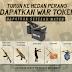 Cara Mendapat Token Ammo Box FF dan War Token Peace Emblem FF di Event Hari Pahlawan Free Fire