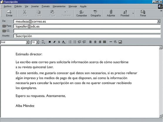 Mariamarchan4 Gmail Com Correo Electronico Y Sus Partes